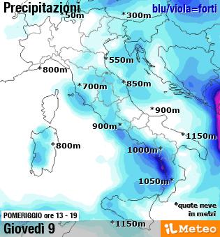 823e3df434 Meteo ITALIA ▷ OGGI » ILMETEO.it